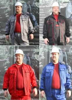 Nach Maß. Men at Work Berufjacke Arbeitsjacke 2XL-15XL