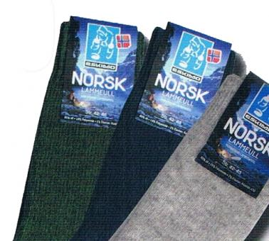 Original NORSK Norweger Socken 4108 80% Wolle Gr. 37-49