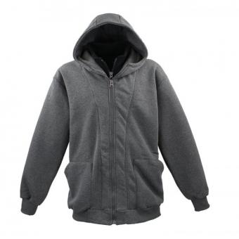 LAVECCHIA Two in one Hoodie LV-109