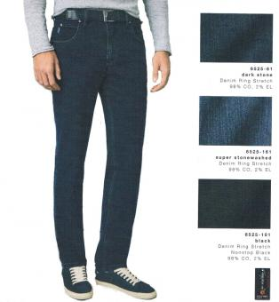 Pionier Jeans Peter 98-122 lang black+blue+dark
